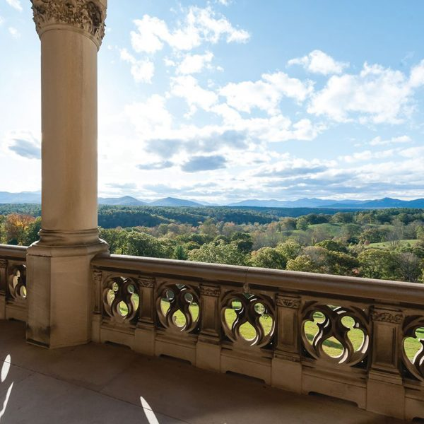 view from biltmore balcony